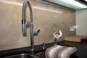 Wandplatte Küchenzeile